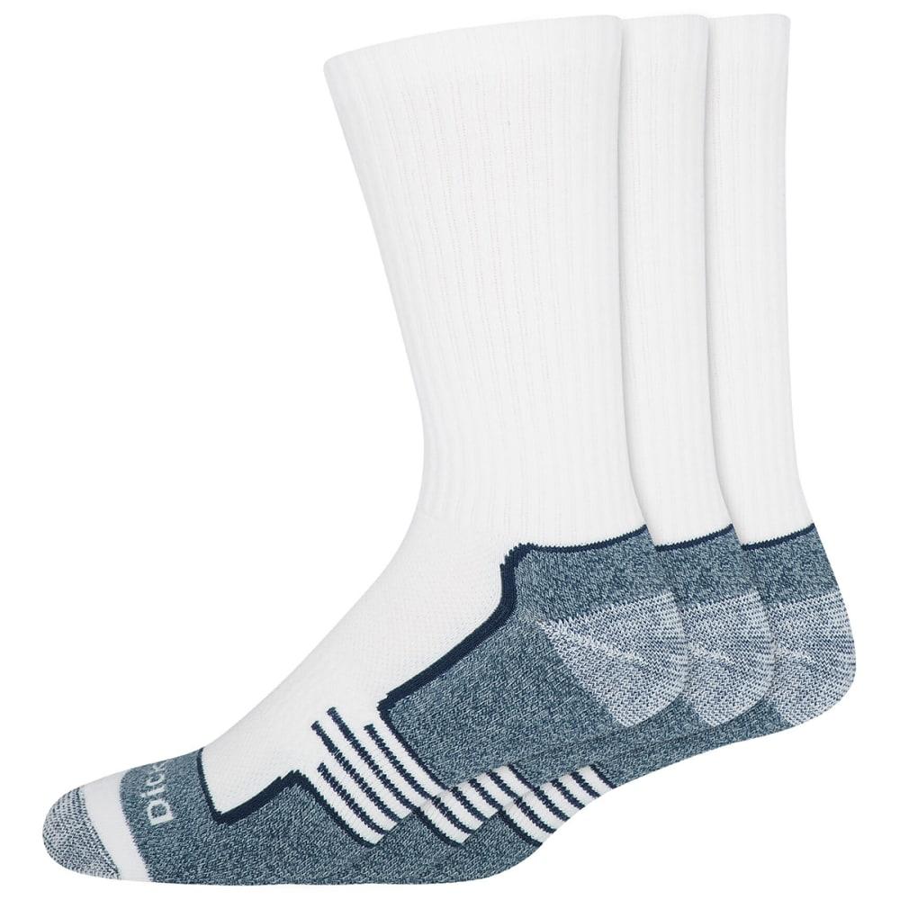 DICKIES Men's Industrial Strength Crew Socks, 3-Pack 10-13