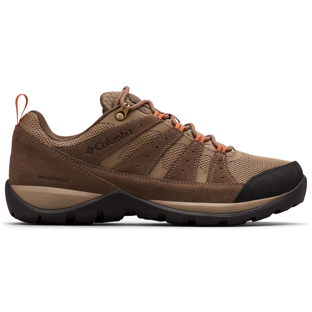 COLUMBIA Men's Redmond V2 Waterproof Hiking Shoes, Wide 8