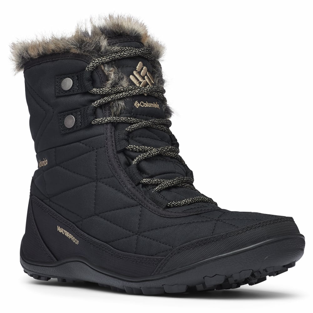 COLUMBIA Women's Minx Shorty 3 Waterproof Boot 7