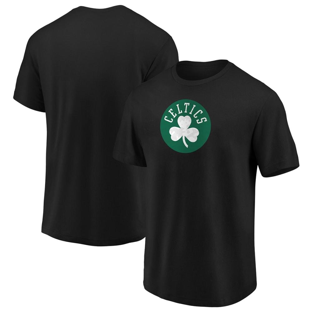 BOSTON CELTICS Men's Short-Sleeve Flex Blend Tactical Logo Tee M