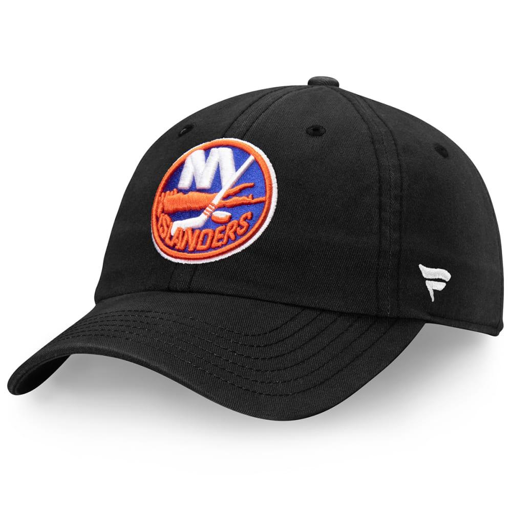 NEW YORK ISLANDERS Men's Core Adjustable Hat ONE SIZE
