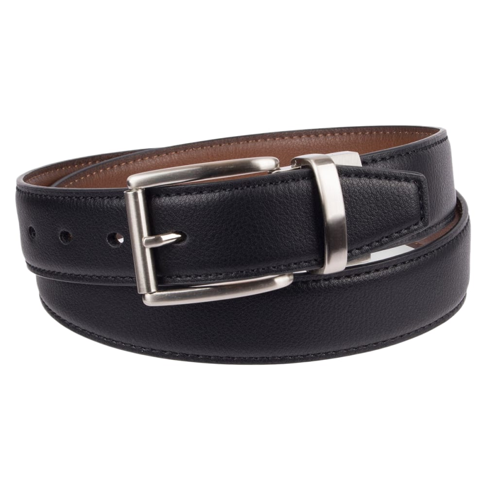 DOCKERS Men's 35mm Reversible Stretch Belt S