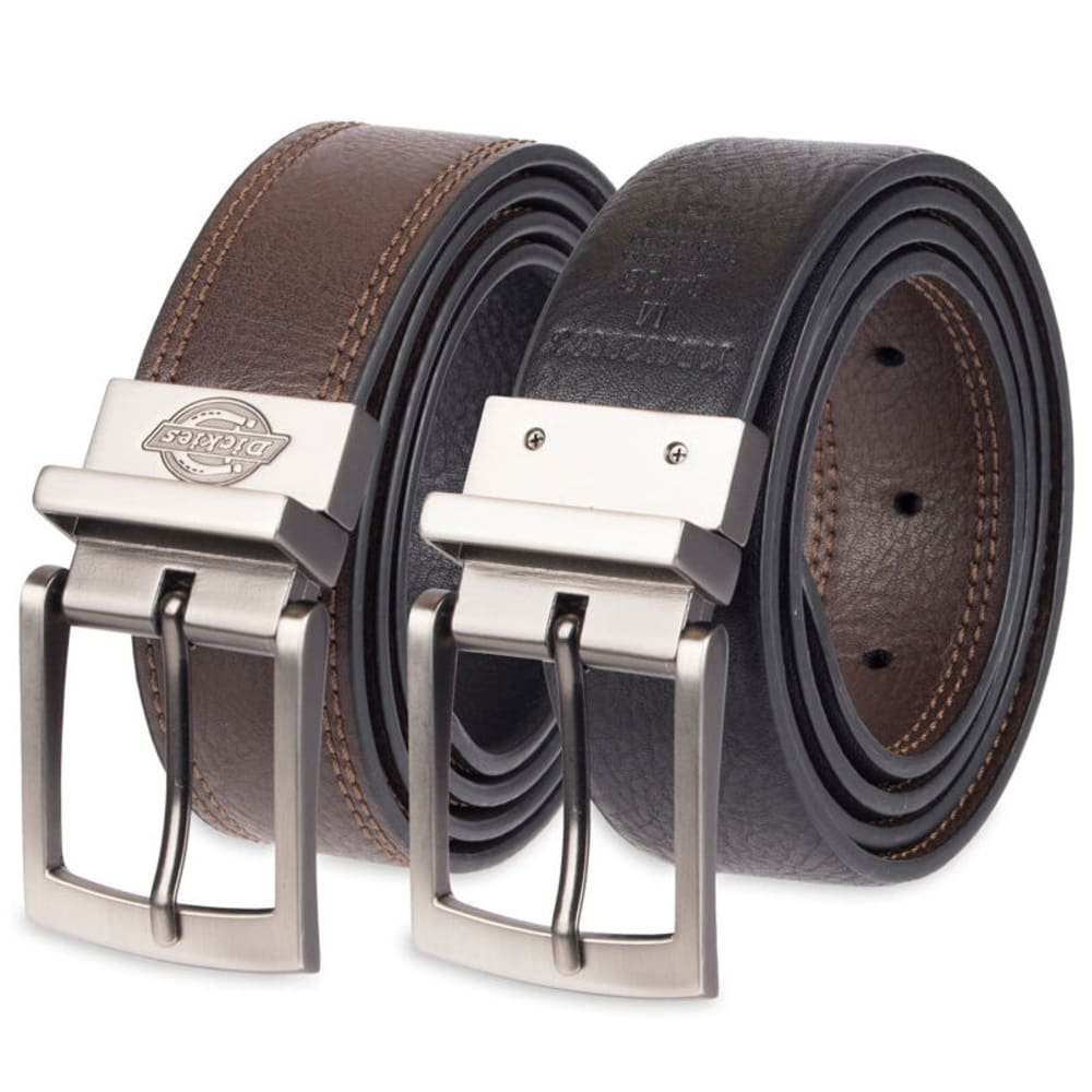 DICKIES Men's 35MM Reversible Stretch Belt S