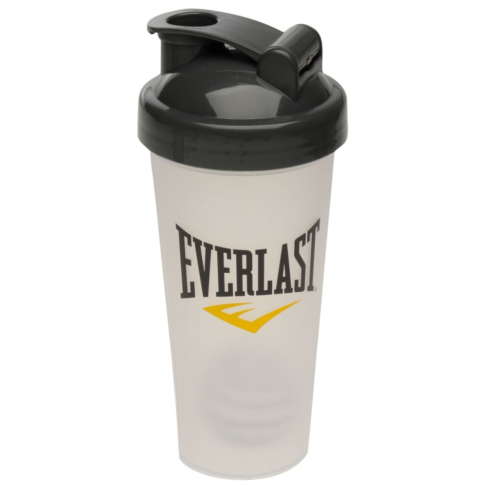 Everlast Vintage Shaker Water Bottle - Black, ONESIZE