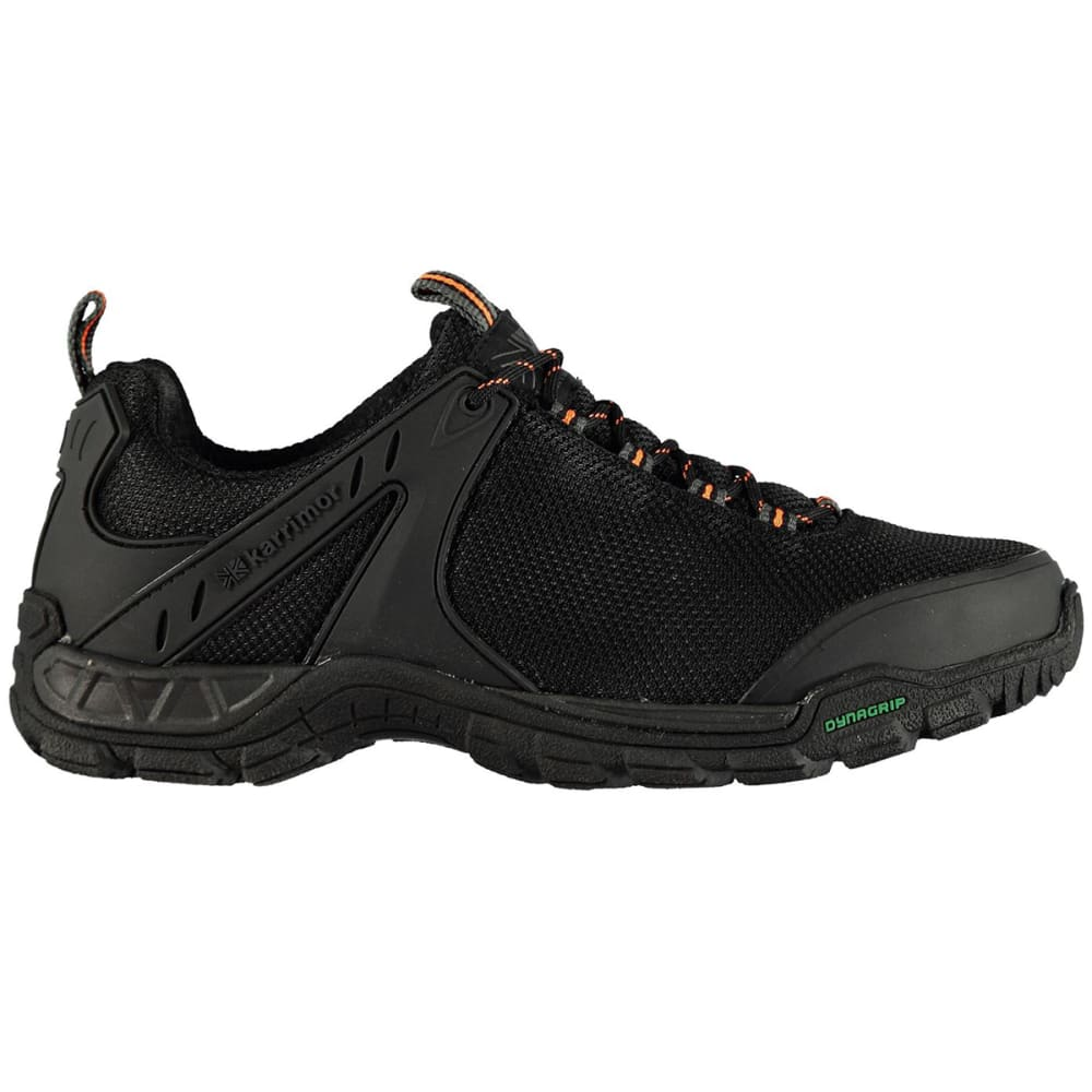 Karrimor Men's Newton Walking Shoes - Black, 10