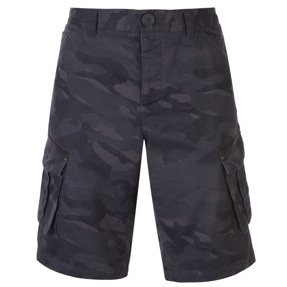FIRETRAP Men's Below-the-Knee Cargo Short XS