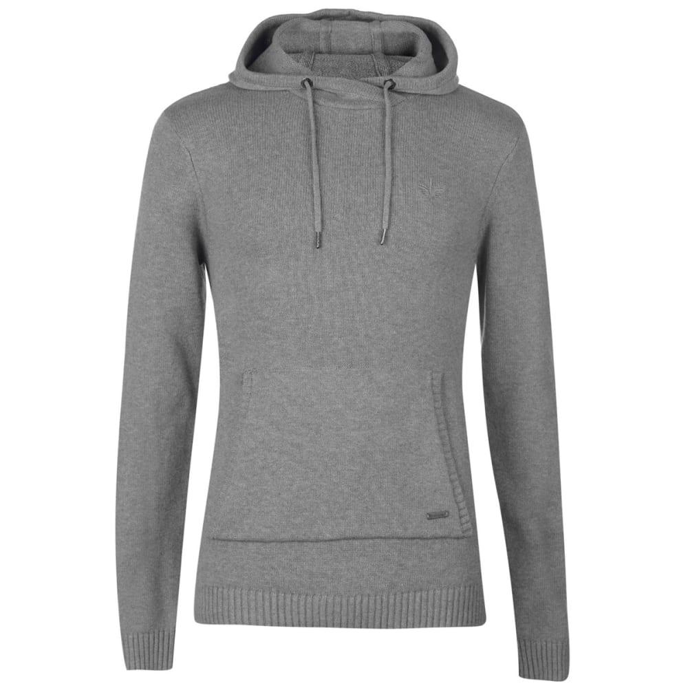 FIRETRAP Men's Knit Hooded Long-Sleeve Sweater S