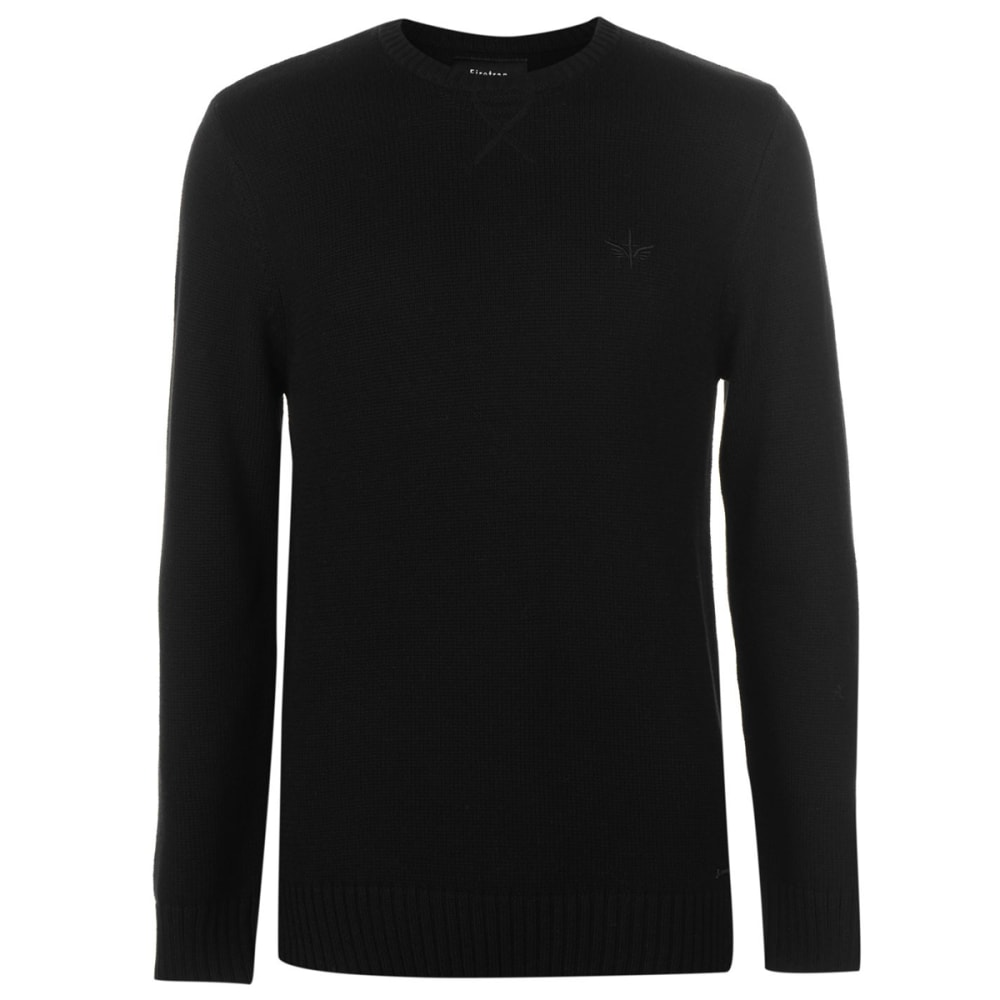 FIRETRAP Men's Galaxade Knit Crewneck Sweater S