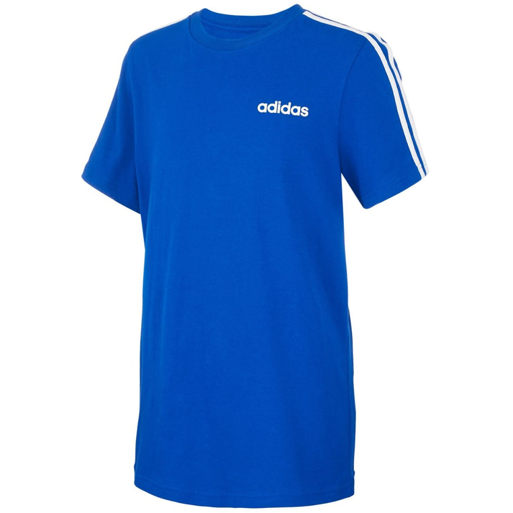 ADIDAS Boys' Three Stripe Graphic Tee S