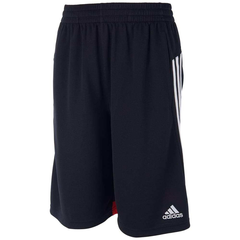 ADIDAS Boys' 4KRFT 3 Stripe Shorts S