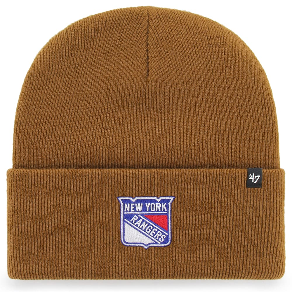NEW YORK RANGERS Men's Carhartt '47 Cuff Knit Hat ONE SIZE