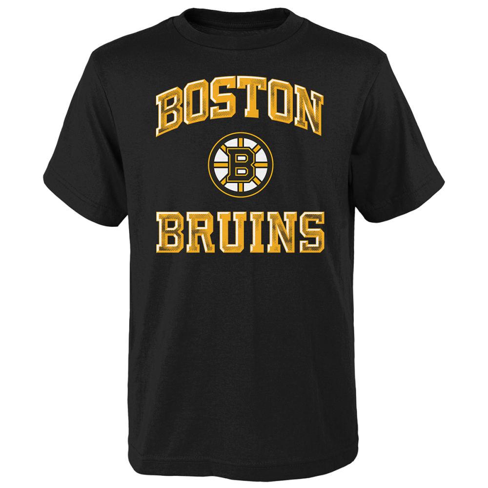 BOSTON BRUINS Boys' Short-Sleeve Power Tee M