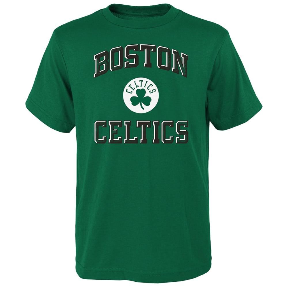 BOSTON CELTICS Boys' Short-Sleeve Power Tee S