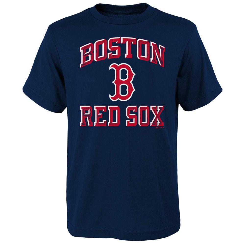 BOSTON RED SOX Boys' Short-Sleeve Power Tee S