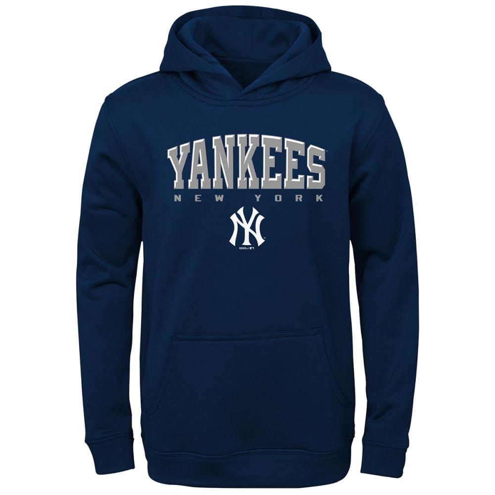 NEW YORK YANKEES Boys' Adapt Pullover Hoodie S