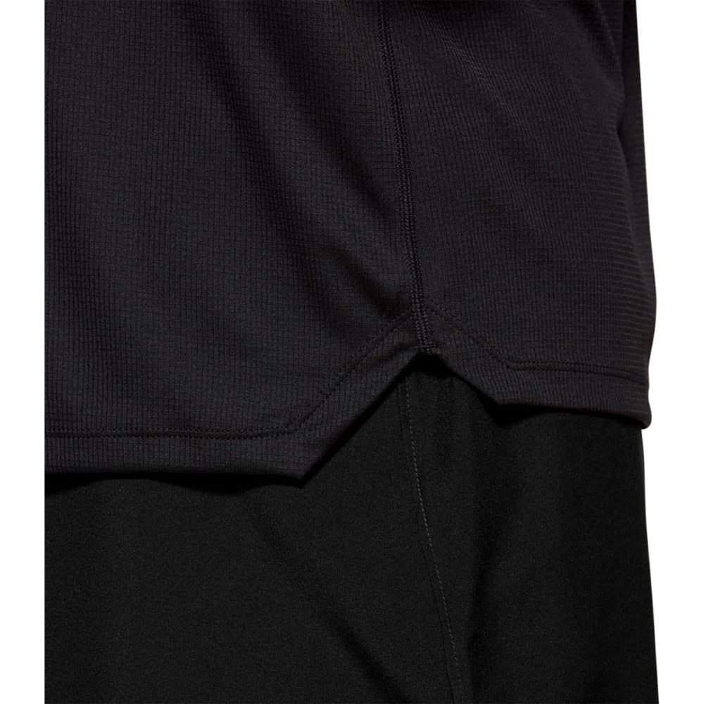 ASICS Men's Short-Sleeve Silver Performance Tee - BLACK-001