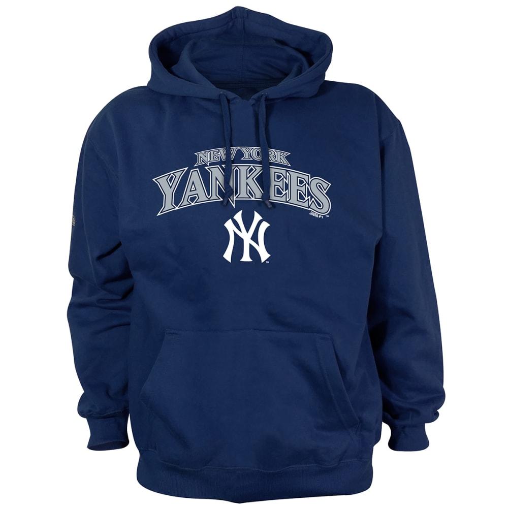 NEW YORK YANKEES Men's Stitches Pullover Hoodie M
