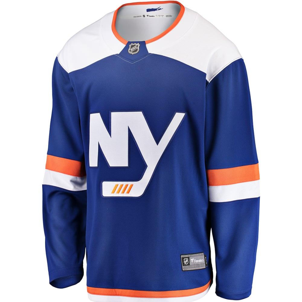 NEW YORK ISLANDERS Men's Alternate Breakaway Jersey - ROYAL BLUE