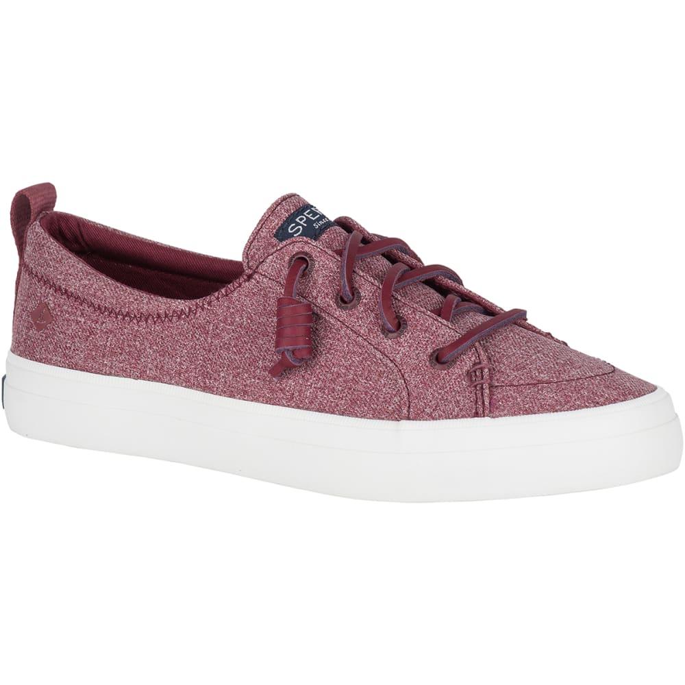 SPERRY Women's Crest Vibe Linen Sneakers 6