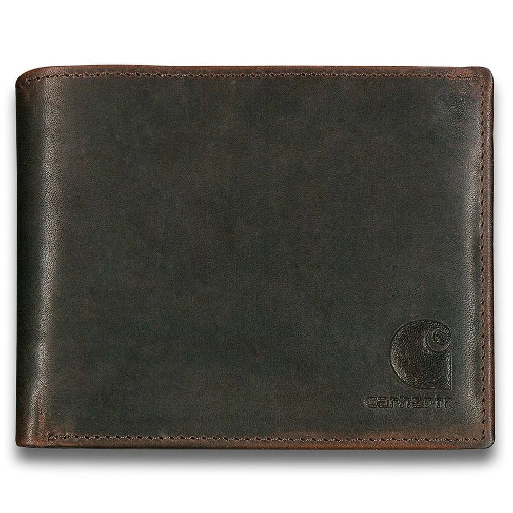 CARHARTT Oil Tan Passcase Wallet ONE SIZE