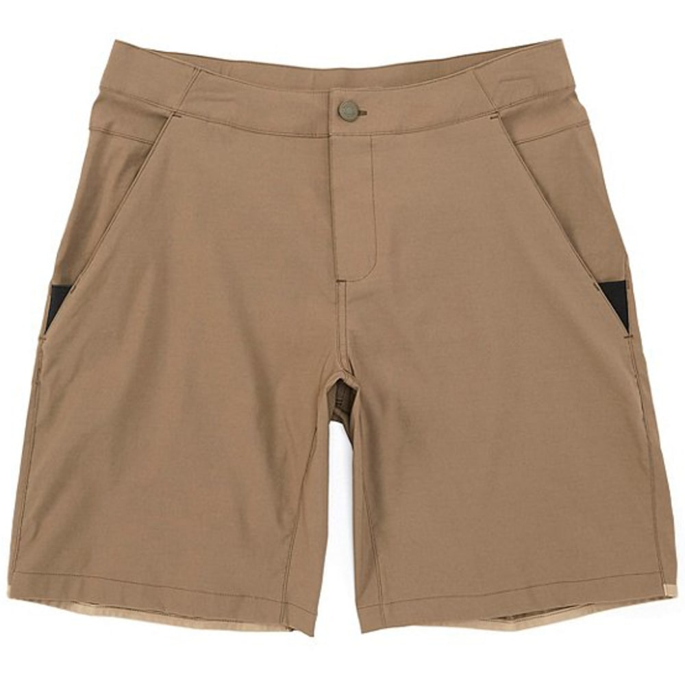 Marmot Men's North Mcdowell Water Resistant Stretch Shorts - Brown, M