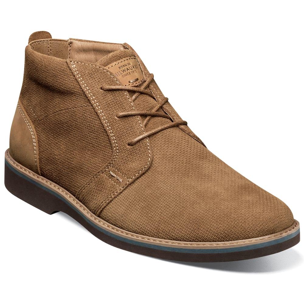 NUNN BUSH Men's Barklay Plain Toe Chukka Boot 9