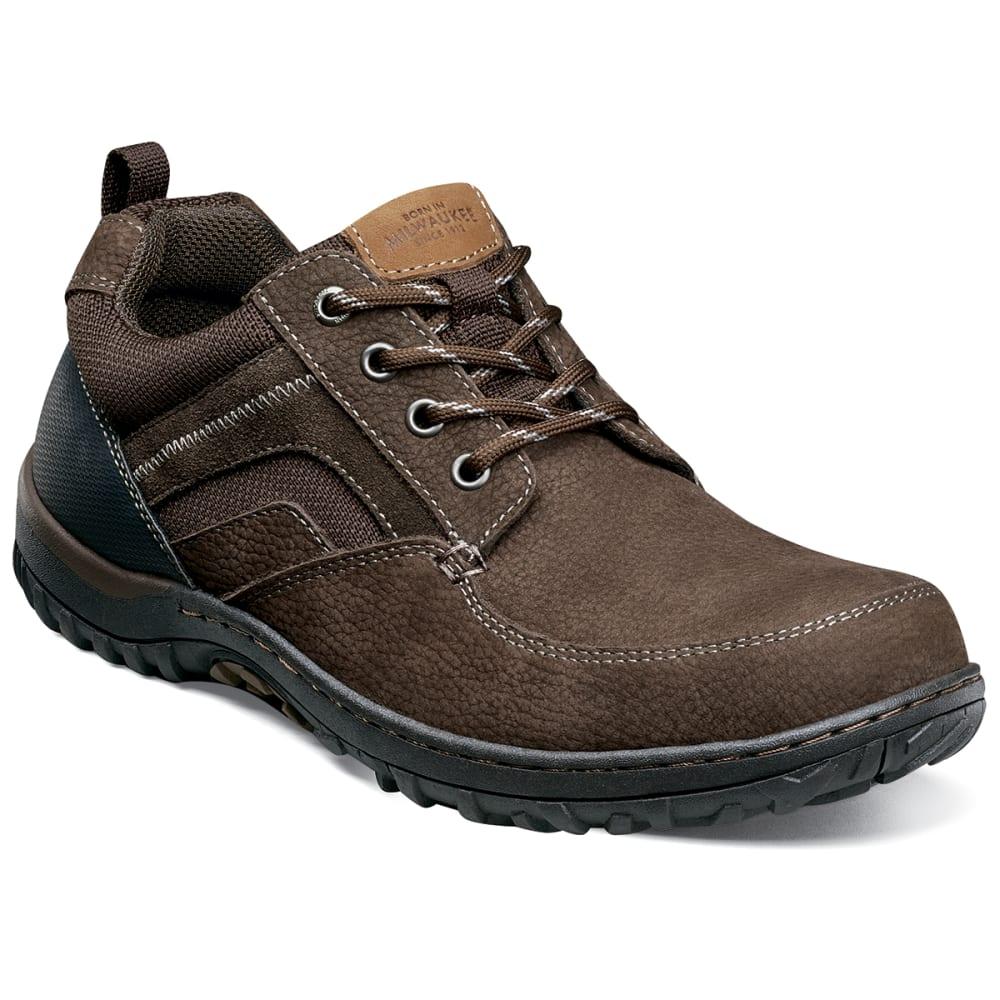 NUNN BUSH Men's Quest Moc Toe Oxford Shoe 9