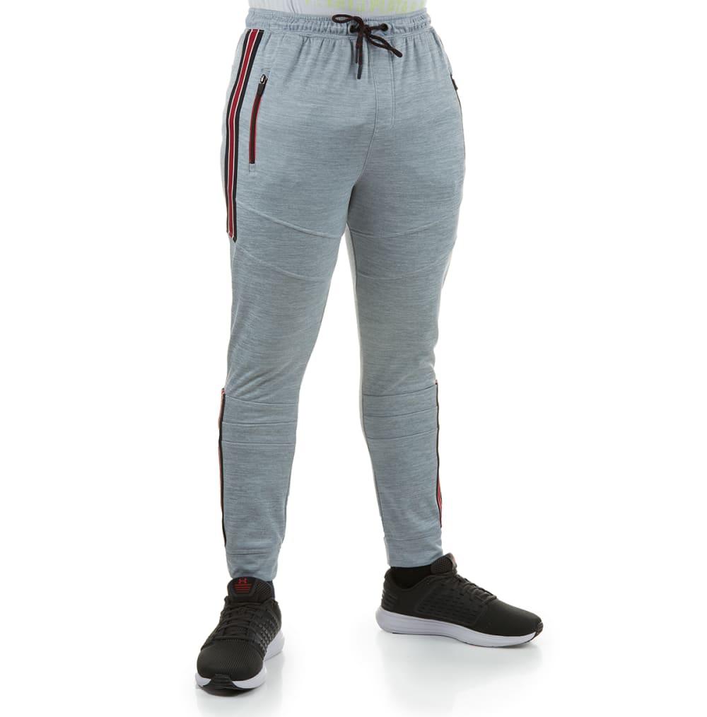 BURNSIDE Men's Side Stripe Jogging Pants S