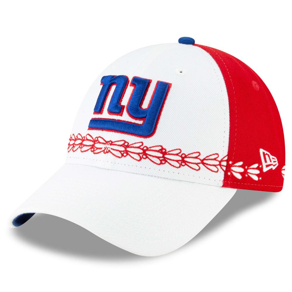 NEW YORK GIANTS Men's New Era 2019 NFL Draft Hat ONE SIZE