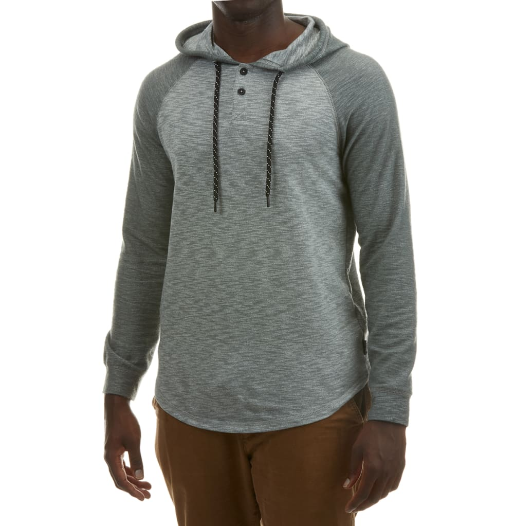 OCEAN CURRENT Young Men's MiIlos Hooded Knit Henley S