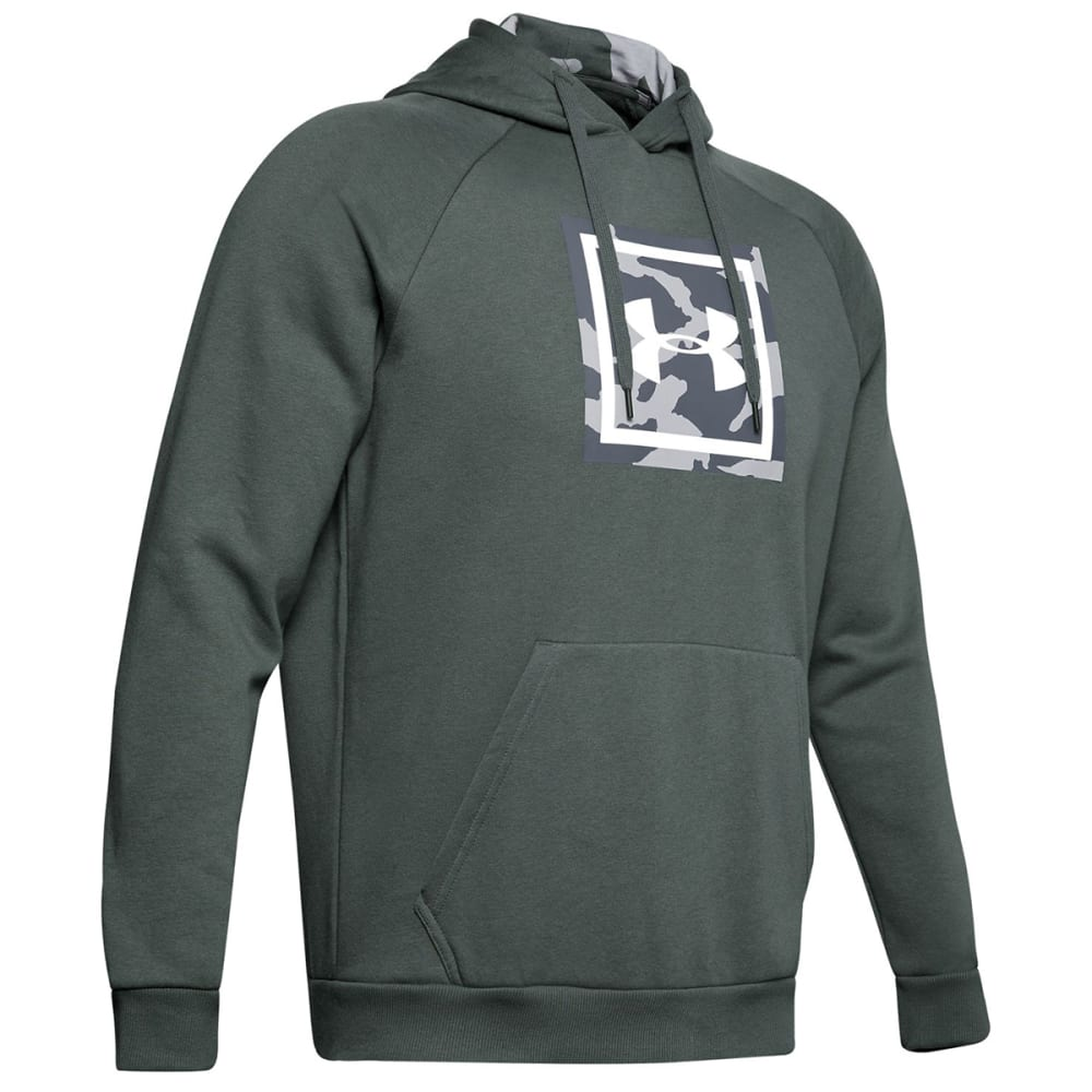 UNDER ARMOUR Men's UA Rival Fleece Hoodie L