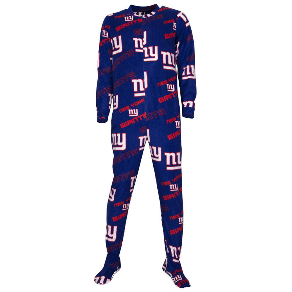 NEW YORK GIANTS Men's Union Suit L
