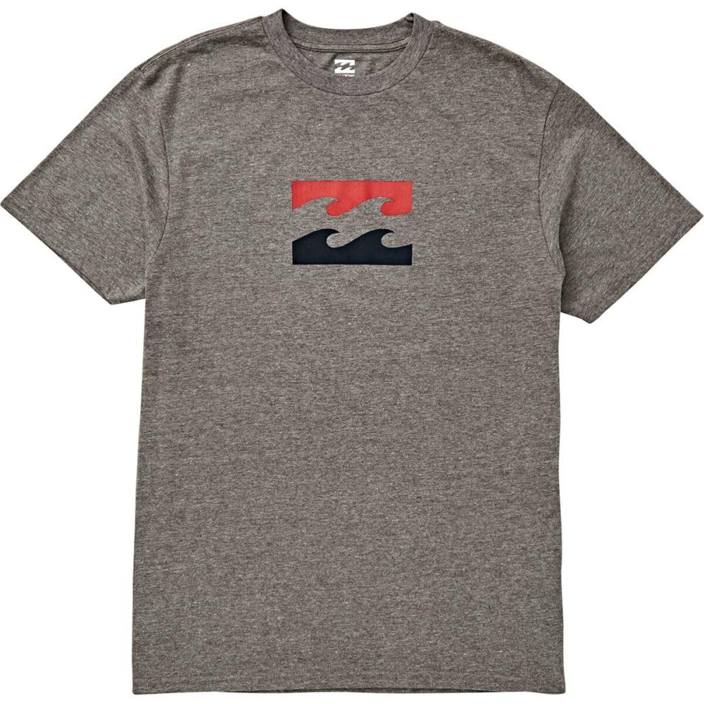 BILLABONG Men's Teamwave Short-Sleeve Graphic Tee S