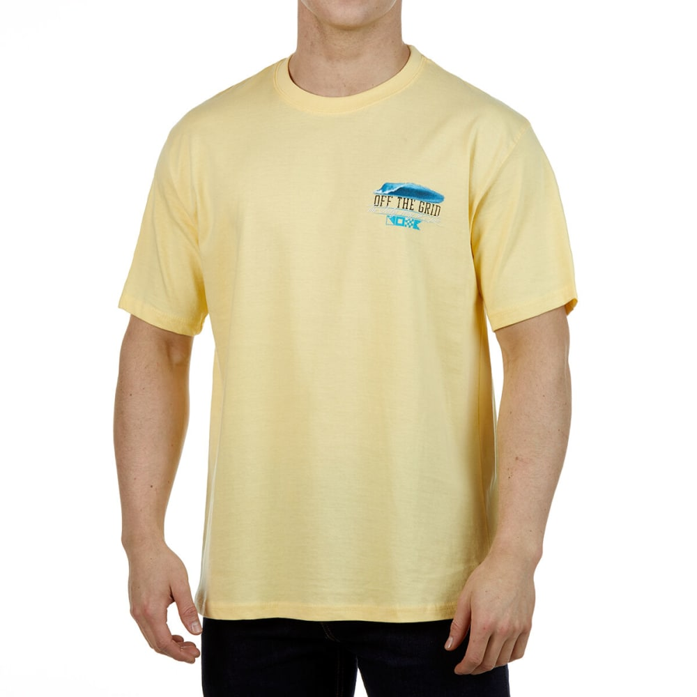 NEWPORT BLUE Men's Polly Wanna Chill Short-Sleeve Graphic Tee L