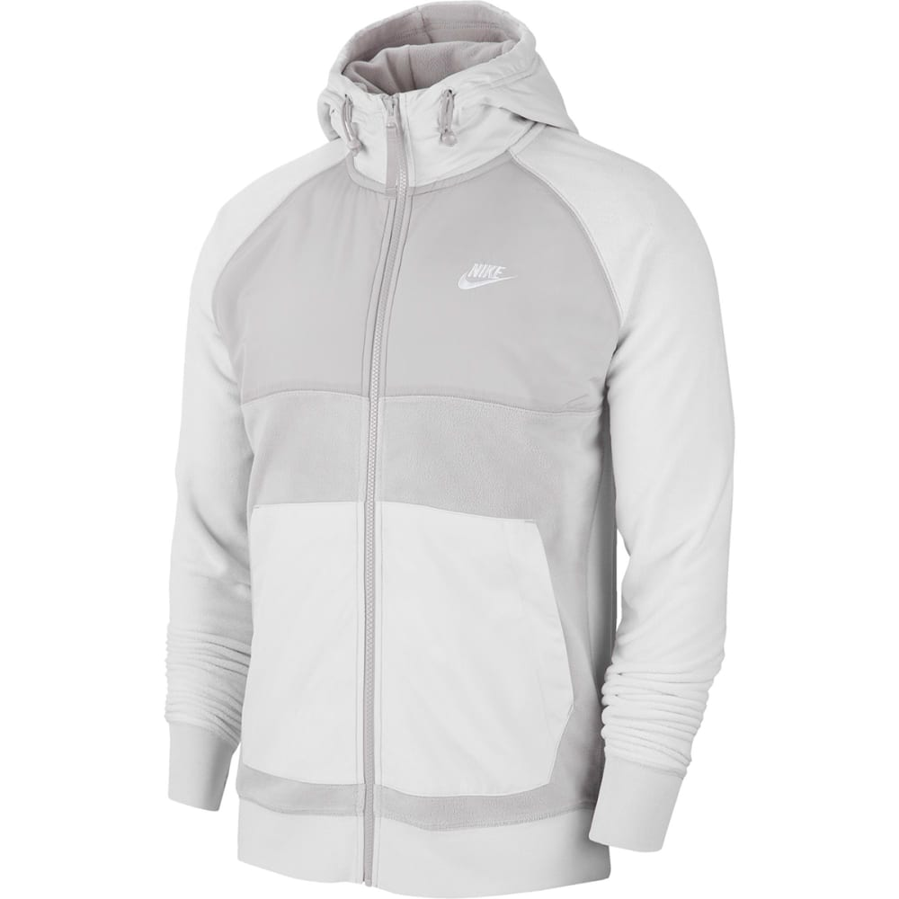 NIKE Men's Full-Zip Fleece Hoodie M