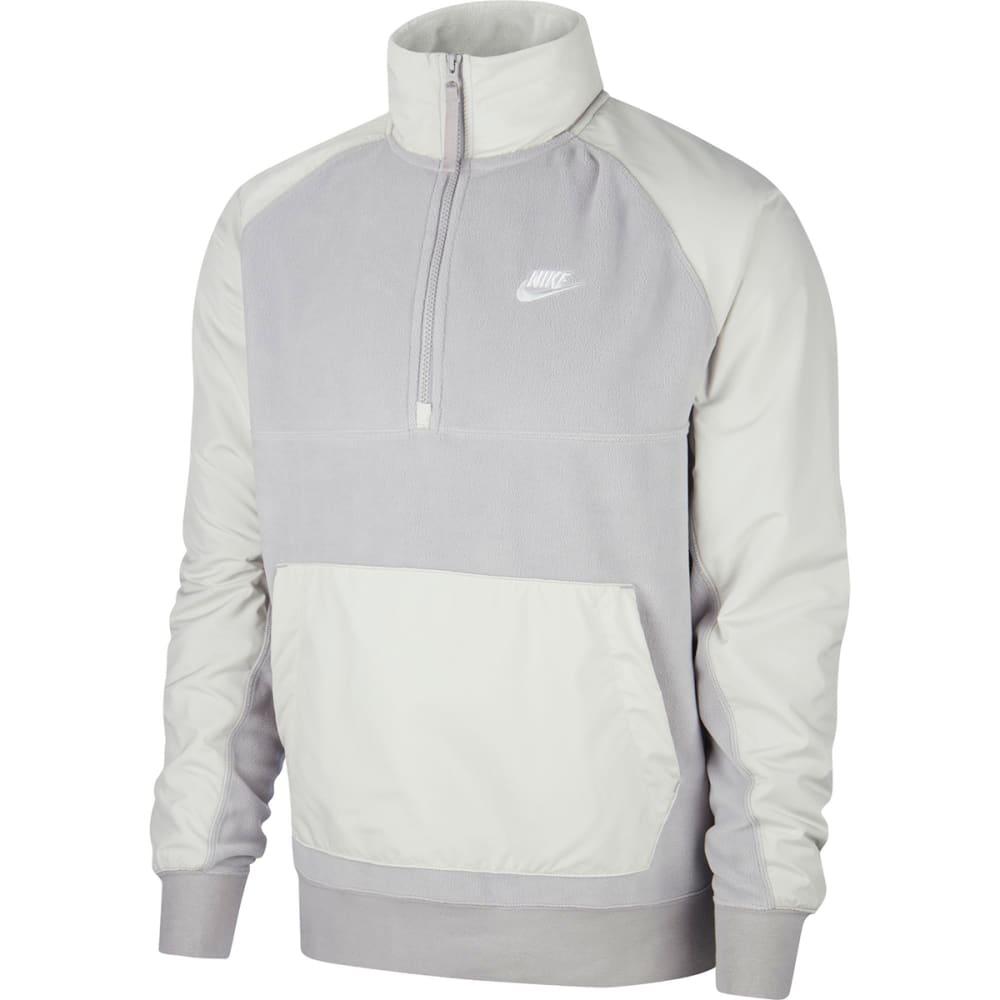 NIKE Men's Half Zip Winter Sweatshirt M