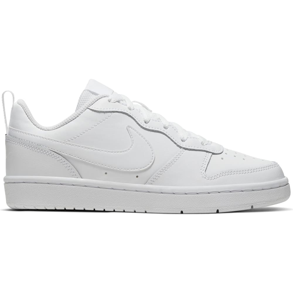 NIKE Boys' Court Borough Low 2 Sneaker 3.5