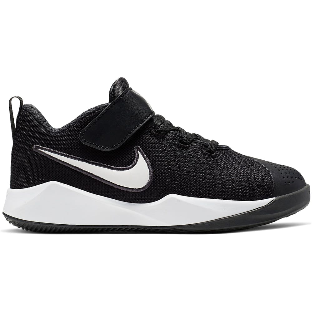 NIKE Boys' Team Hustle Quick 2 Basketball Shoes 1.5