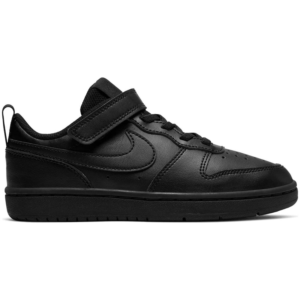 NIKE Boys' Court Borough Low 2 Sneaker 1