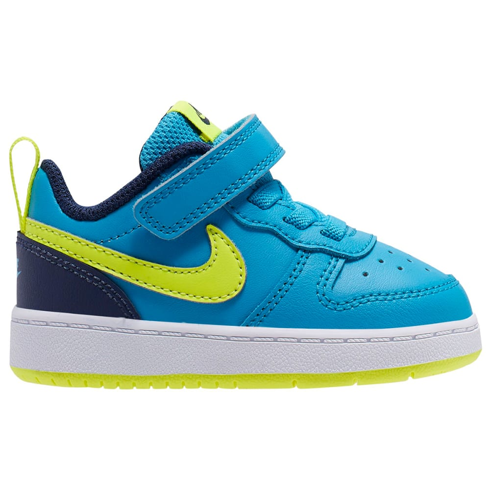 NIKE Toddler Boys' Court Borough Low 2 Sneaker 5