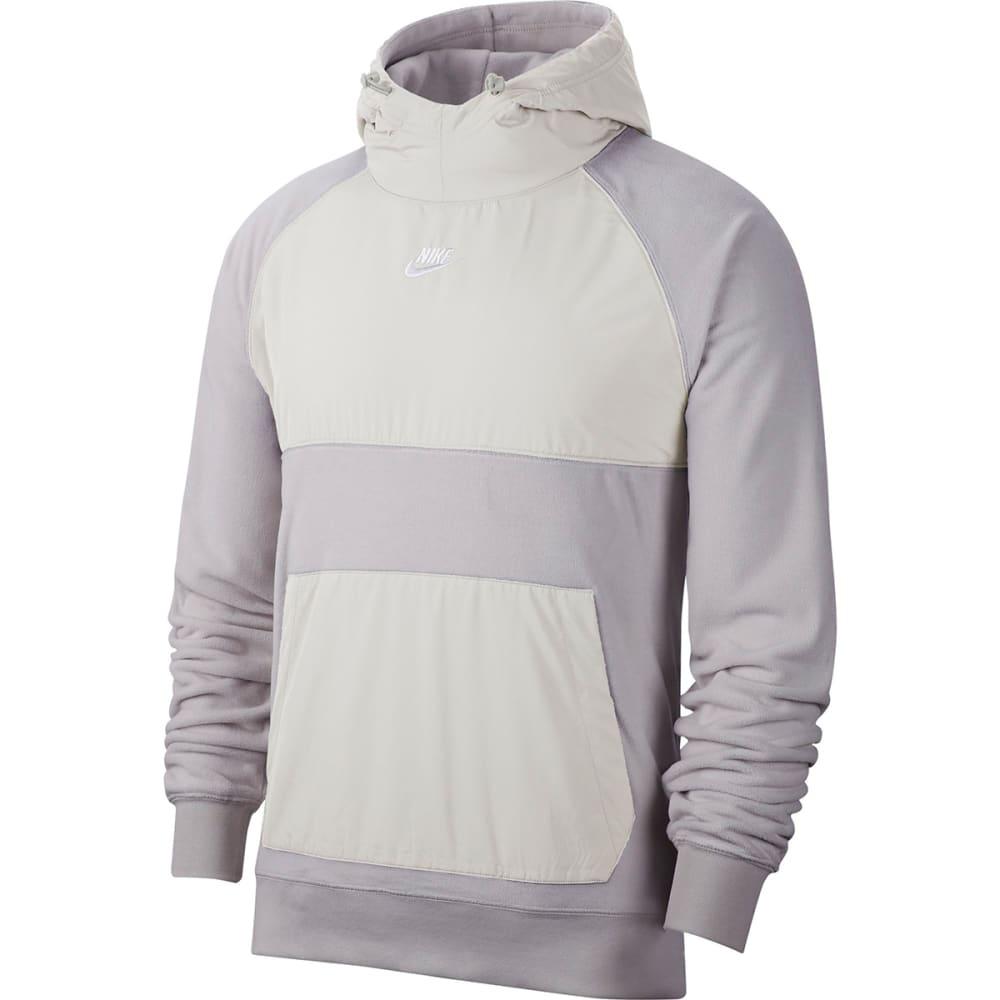 NIKE Men's Winter Sportswear Logo Fleece Hoodie M