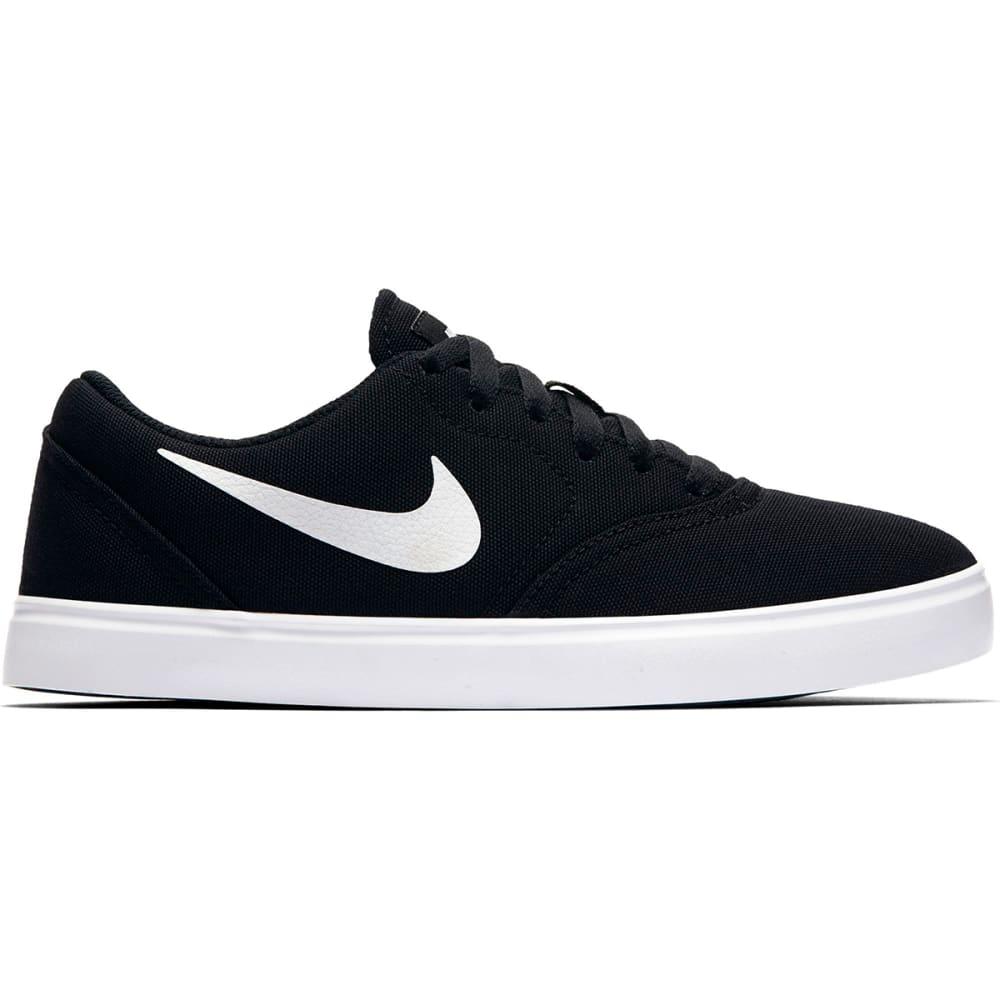 NIKE Big Boys' SB Check Canvas Skateboarding Shoes 3.5