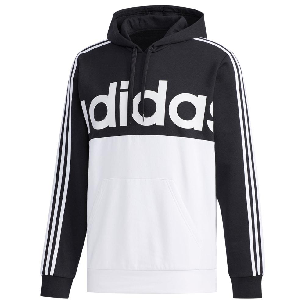 ADIDAS Men's Essential Colorblock Pullover Hoodie S