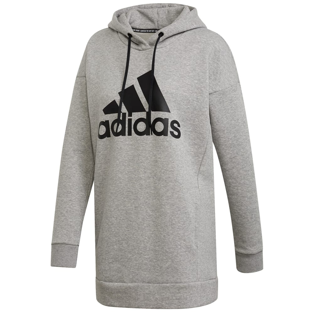 ADIDAS Women's Must Have Badge of Sport Pullover Hoodie S