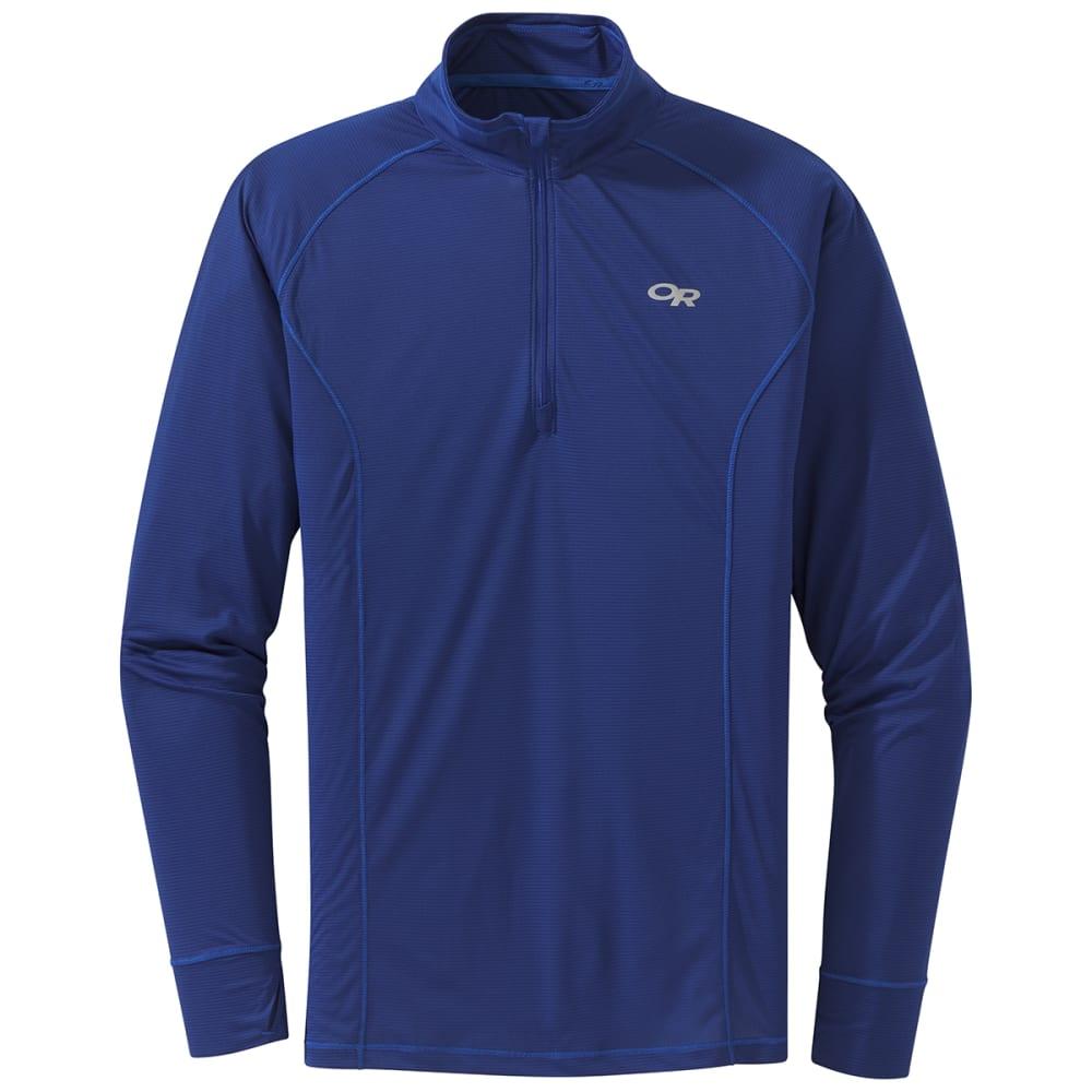 OUTDOOR RESEARCH Men's Echo 1/4-Zip Pullover S