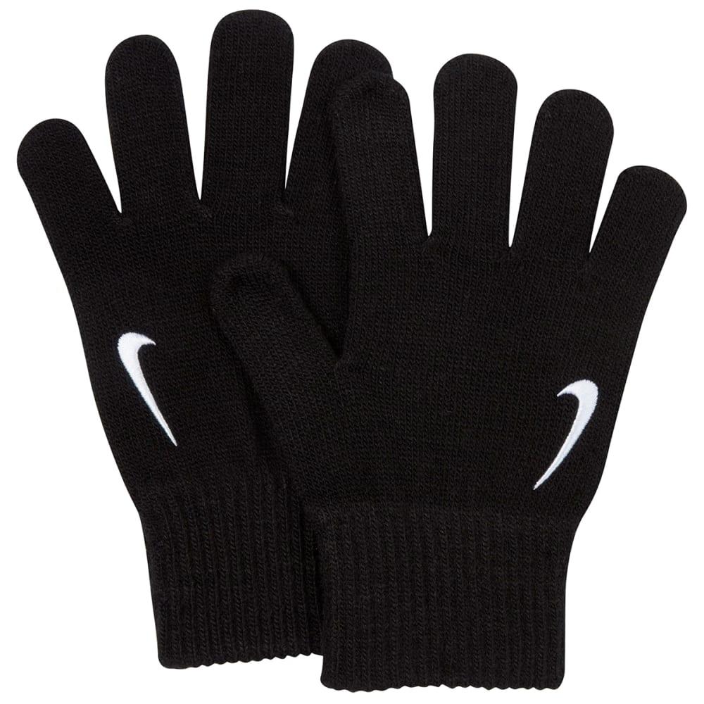 NIKE Kids' Swoosh Knit Gloves S/M