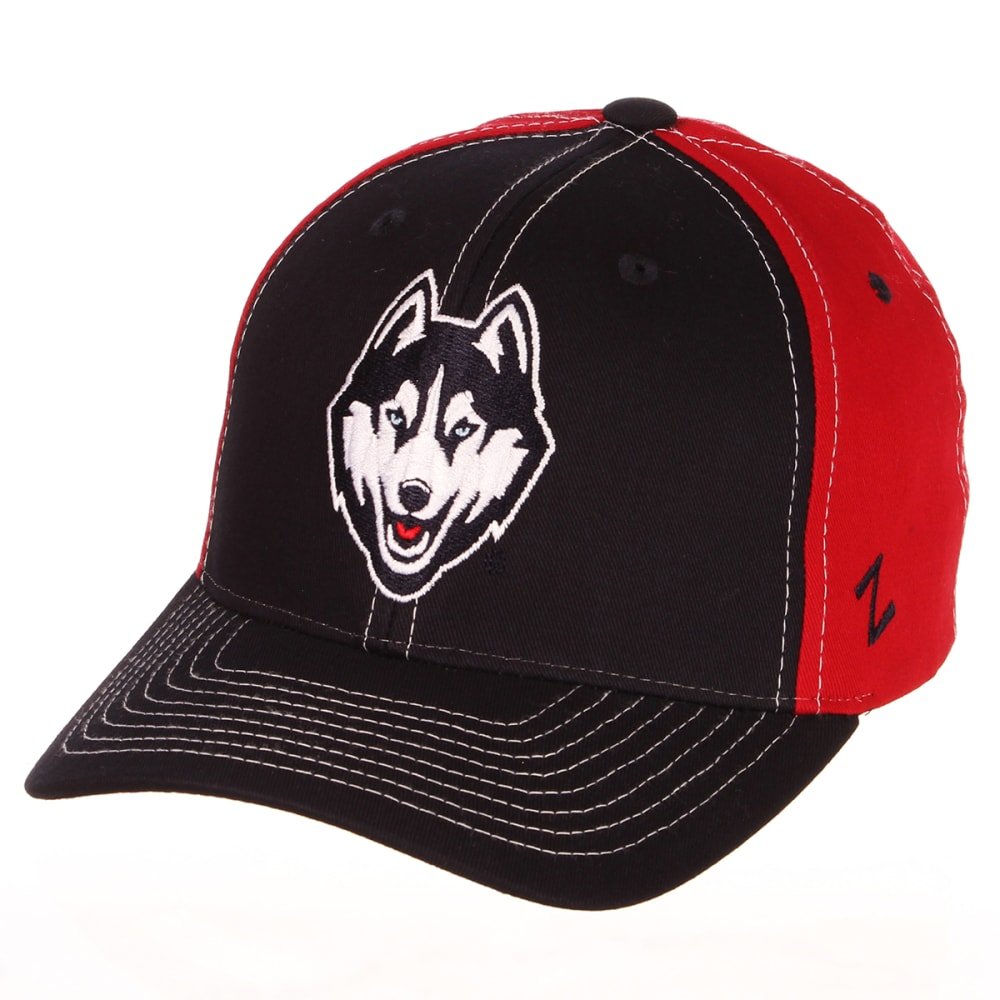 UCONN Kids' Adjustable Zephyr Husky Logo Hat ONE SIZE