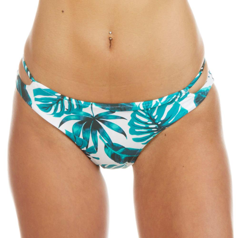 INDIGO REIN Juniors' Tropical Best Buds Swim Bottoms S