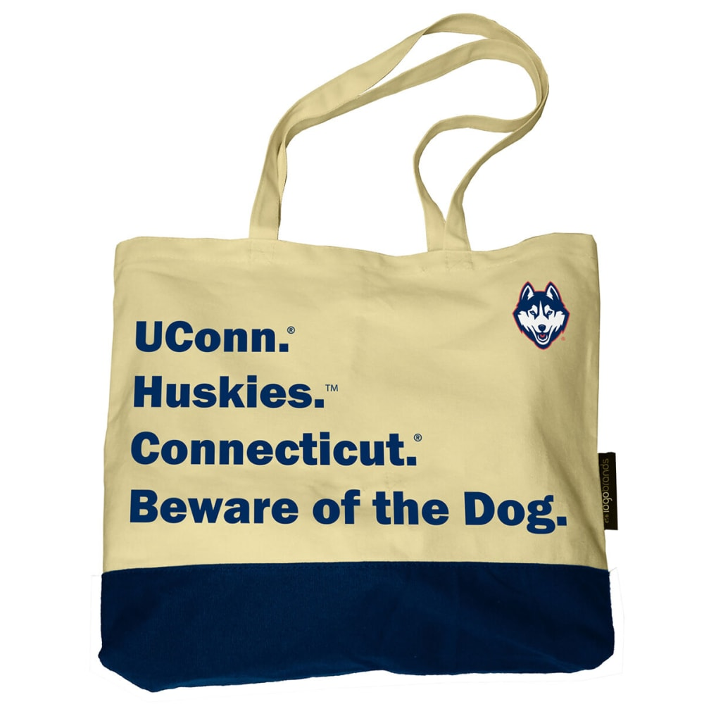 UCONN Favorite Things Tote Bag NO SIZE