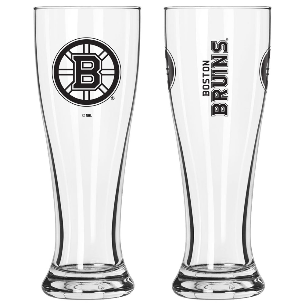 Boston Bruins 16 Oz. Pilsner Glass